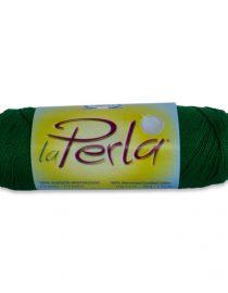 HILO LA PERLA #10 50GRS C619 VERDE BANDERA