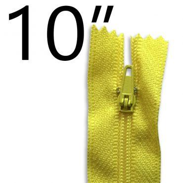 Zipper 10 Plastico