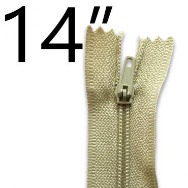 Zipper 14 Plastico