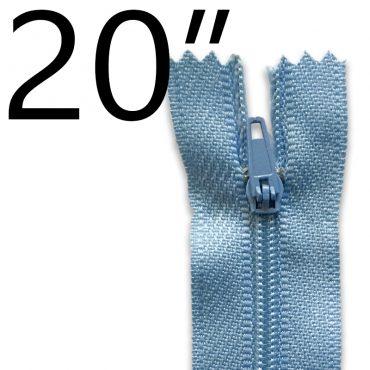 Zipper 20 Plastico