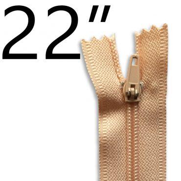 Zipper 22 Plastico