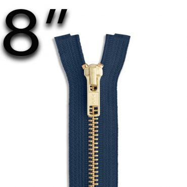 Zipper 08 Bronce