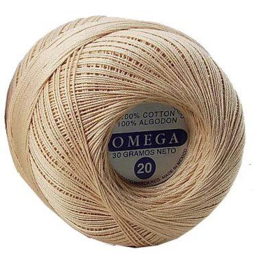 Hilo Crochet Omega